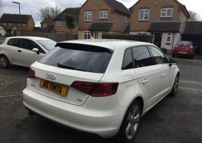 Audi A3 Tints 2 aug_2016