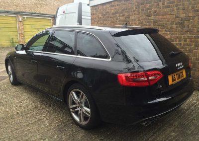 Audi A4 Avant S line 2