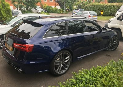 Audi RS6 Tints 2 aug_2016