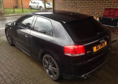 Audi S3 Window_Tinting