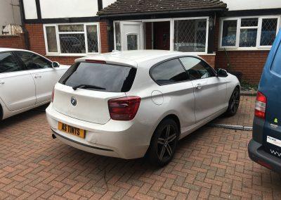 BMW 1 Series Tints 2 aug_2016