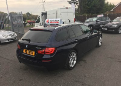 BMW 5 Series Estate window_tinting_surrey