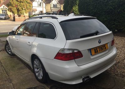 BMW 5 Series Touring 2009
