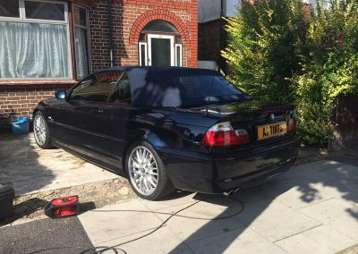 BMW E46 Convertiable 2004