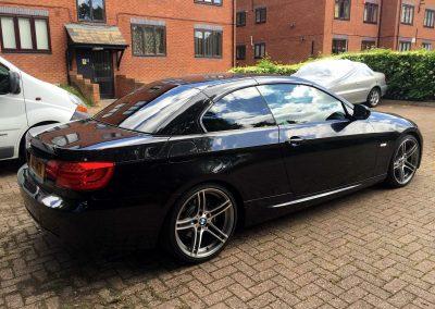 BMW E93 BLACK 2