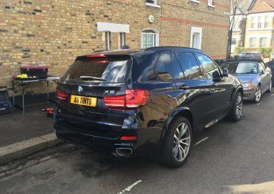 BMW X5 Tints 2 aug_2016