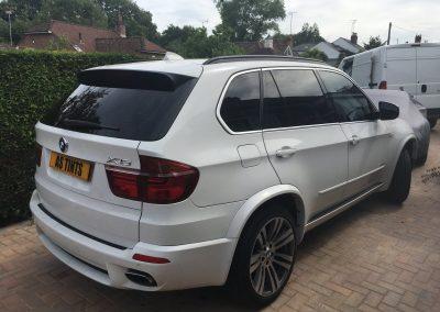 BMW X5 Tints aug_2016