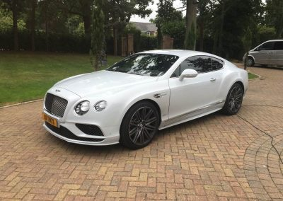 Bentley GT 3 window_tinting_surrey