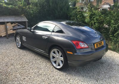 Chrysler Crossfire Tints aug_2016