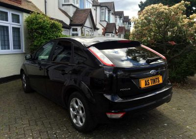 FORD FOCUS MK2 BLACK
