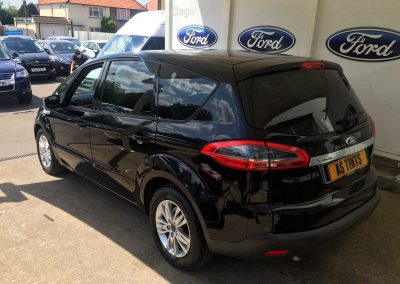 FORD S MAX BLACK