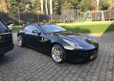 Ferrari FF 2 window_tinting_surrey