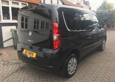 Fiat Doblo window_tinting_surrey