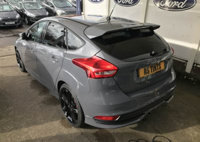 Ford Focus ST window_tinting_surrey