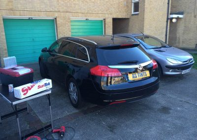 Insignia Estate Tinting