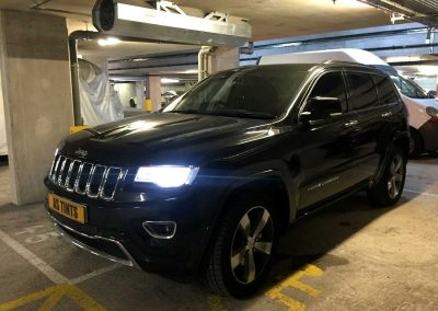 JEEP GRAND CHEROKEE BLACK 2