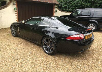 Jaguar XKR Tints aug_2016