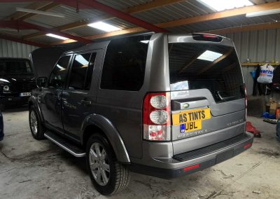 LAND ROVER DISCOVERY 4 GREY