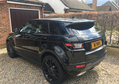 Range Rover Evoque Tints 2 aug_2016