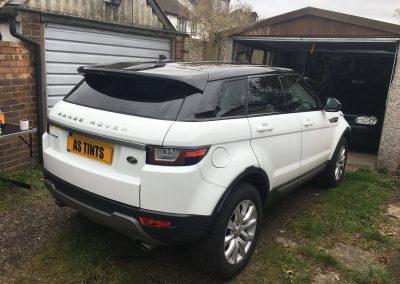 Range Rover Evoque Tints 3 aug_2016