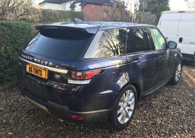 Range Rover Sport window_tinting_surrey
