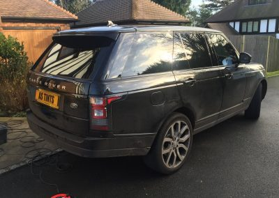 Range Rover Vogue Tints aug_2016