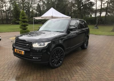 Range Rover Vogue window_tinting_surrey