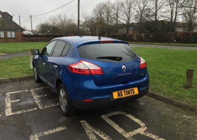Renault Megane Blue 10