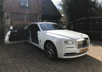 Rolls Royce Wraith window_tinting_surrey