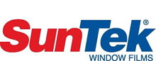 We are authorised stockists for SunTek Window Films