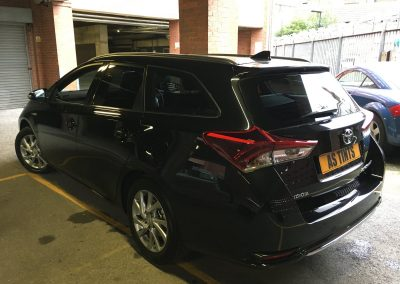 Toyota Auris Estate Tints aug_2016