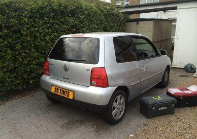 VW Lupo Silver
