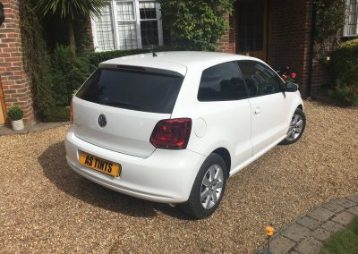 VW Polo Tints aug_2016