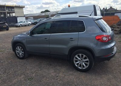 VW Tiguan Grey 2