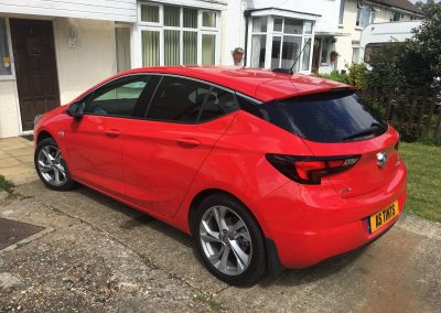 Vauxhall Astra K Tints aug_2016