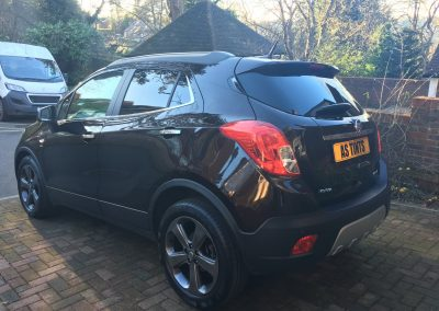 Vauxhall Mokka Tints aug_2016