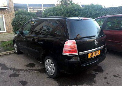 Vauxhall Zafira 06