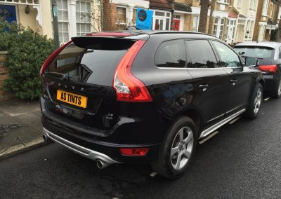 Volvo XC60 Tints 2 aug_2016