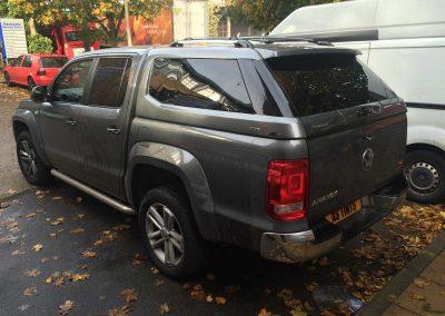 window_tinting Volkswagen Amorok
